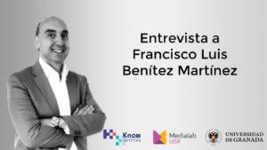 Entrevista a Francisco Luis Benítez Blockchain